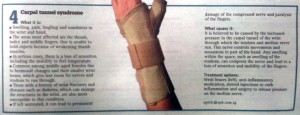 Carpal tunnel syndrome in Singapore