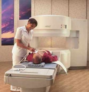 Magnetic Resonance Imaging (MRI) procedure